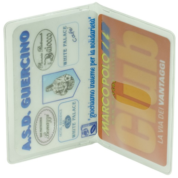 DUR000205SC - Portacards a due ante -