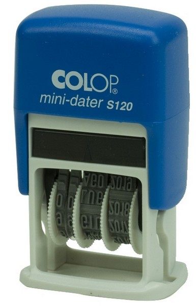TIM000004MA - Datario Colop Minidater S120 -